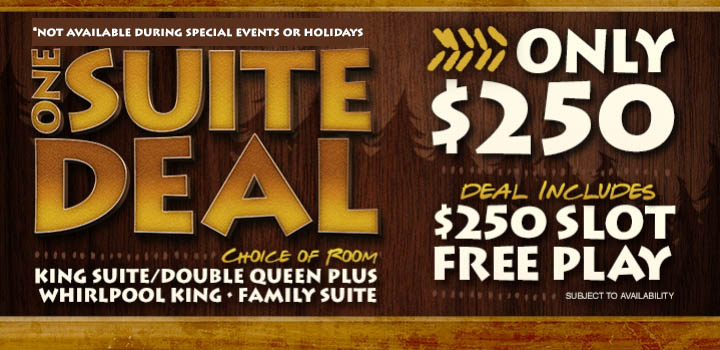 Mole Lake Casino Offers The Best Hotel Package In The State of Wisconsin