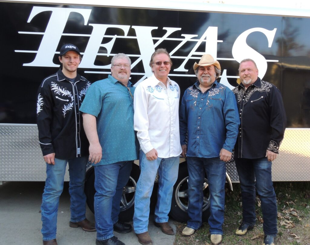 The Texxas Band Returns To Mole Lake Casino Lodge Saturday October 30th